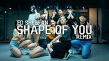 Shape Of You - Ed Sheeran (Midi Culture Remix) l Queenta Waacking Choreography Dope Dance Studio