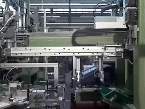 Производство цельнометаллической струбцины BESSEY (Германия)