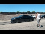 One-Sixx GTR vs 1000hp + Nitrous Camaro User Submitted