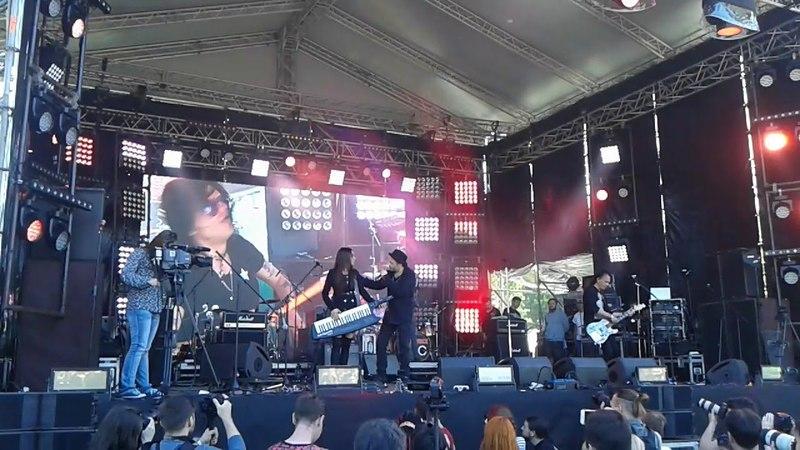 Глеб СамойлоFF The Matrixx - Ковёр-вертолёт , фестиваль Окна Открой 2018 СПБ 27.05.2018