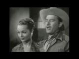 The Idol of Mexico, Pedro Infante, Sings to Sara Montiel