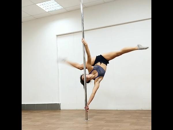 Pole dance handstands | Diana Neroznak |Zebra Pole Dance studio | Cherkassy