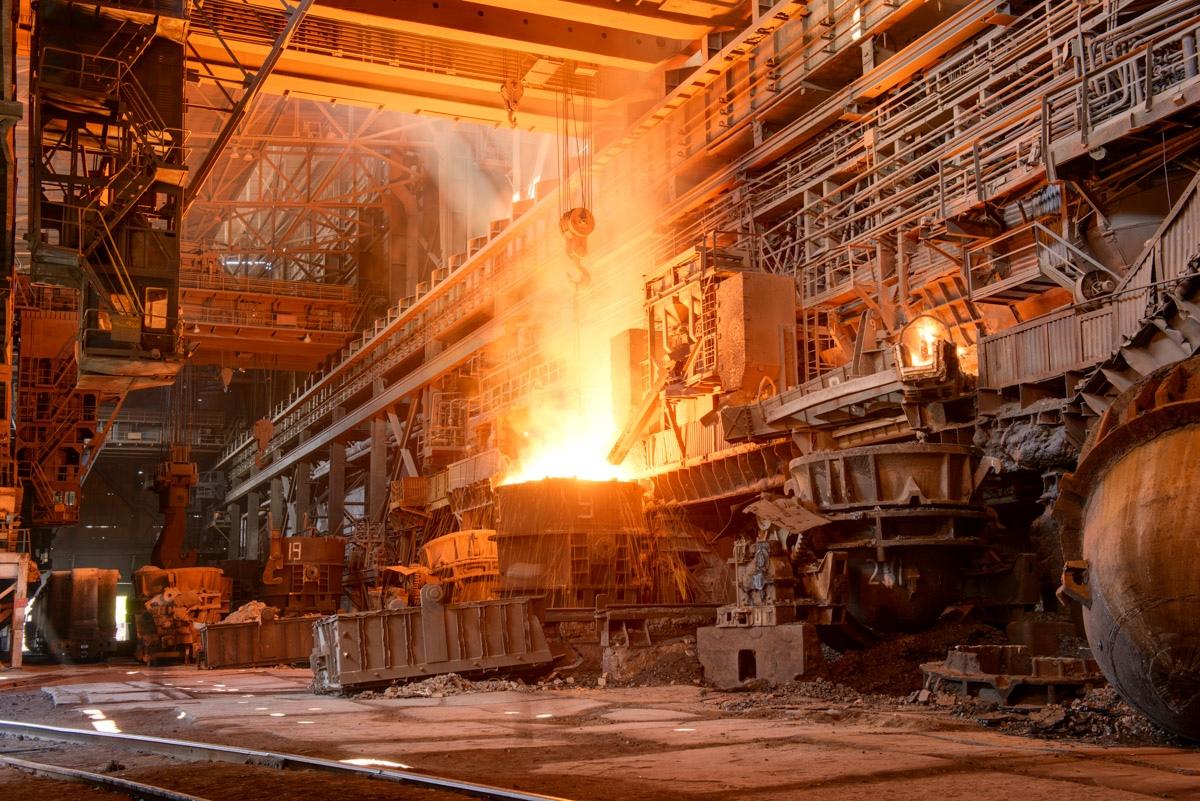 В оккупированном Лутугино металлургический завод находится в упадке - кризис