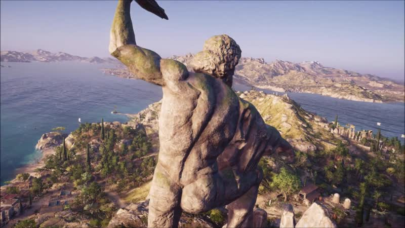 Assassin's Creed Odyssey eagle flight intro song