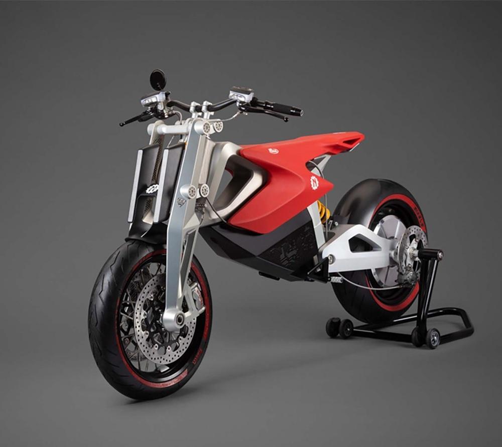 Электроцикл Nito N4