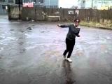 Лизгинка от души девушка танцует (талышка )