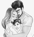 Семья - самое важное в жизни. У тебя могут быть удачные дни, могут быть отвратительные…