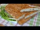 ЛУКОВО СЫРНЫЙ Хлеб Невероятно ВКУСНЫЙ Bread with green onions and cheese