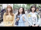 · Interview · 180511 · OH MY GIRL BANHANA · KBS