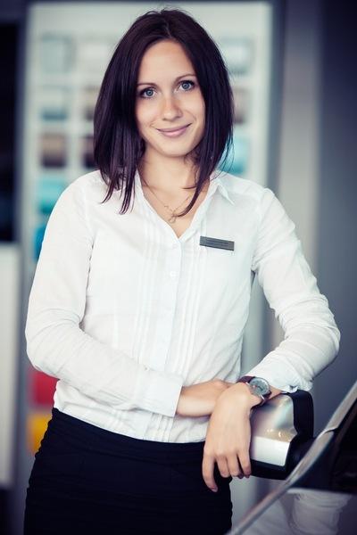 Екатерина Шатова, 22 февраля 1990, Красноярск, id9927139