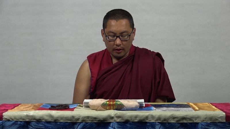 Учение Хамба Ламы Этигэлова от 22 июля в 10 лунный день.