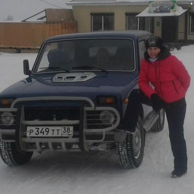 Анна Нестеренко, 17 апреля , Братск, id216512432