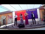 Родные края в исполнении вокального квартета Н. А. Н. А.