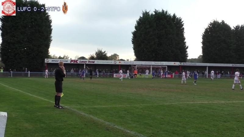 Lincoln United vs Spennymoor Town 15.10.2016 raport 1080p