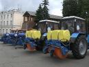 Парк МБУ «СпецАвто» пополнился новой коммунальной техникой
