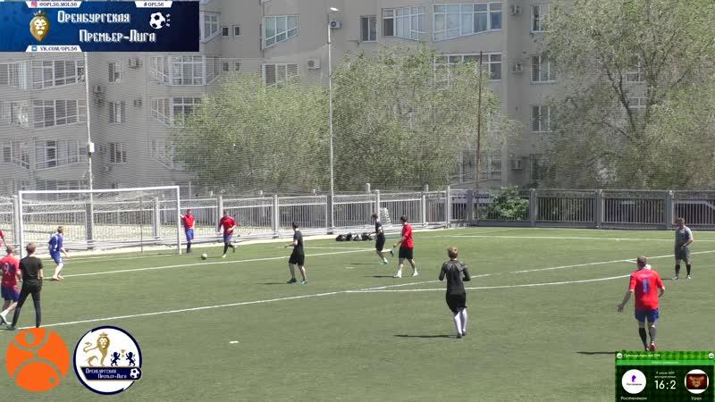 5 тур 8х8 Ростелеком Урал 16 2