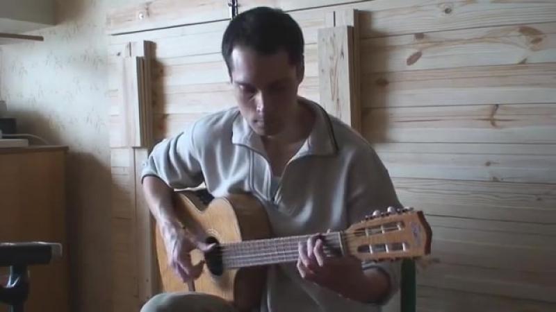Spirit of the sea (Blackmors nights). Guitar cover