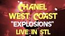 Black Chanel - Sour Cherry LIVE on STL