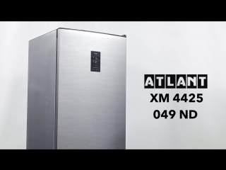 Холодильник ATLANT ХМ 4425-049 ND. Обзор новой модели 2018 года!