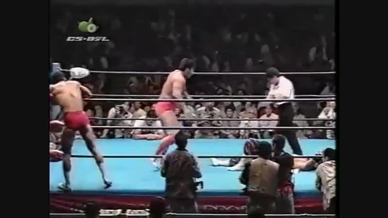 AJPW Summer Action Series II (1997.09.06) - День 15 (Часть 1)