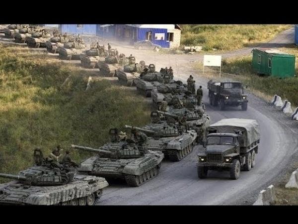 Російські танки змінили позиції за лінію розмежування - Перші про головне. День (15.00) за 07.09.18
