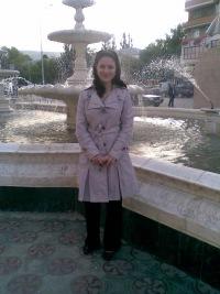 Зарема Курбанова, 22 ноября 1986, Санкт-Петербург, id181769677