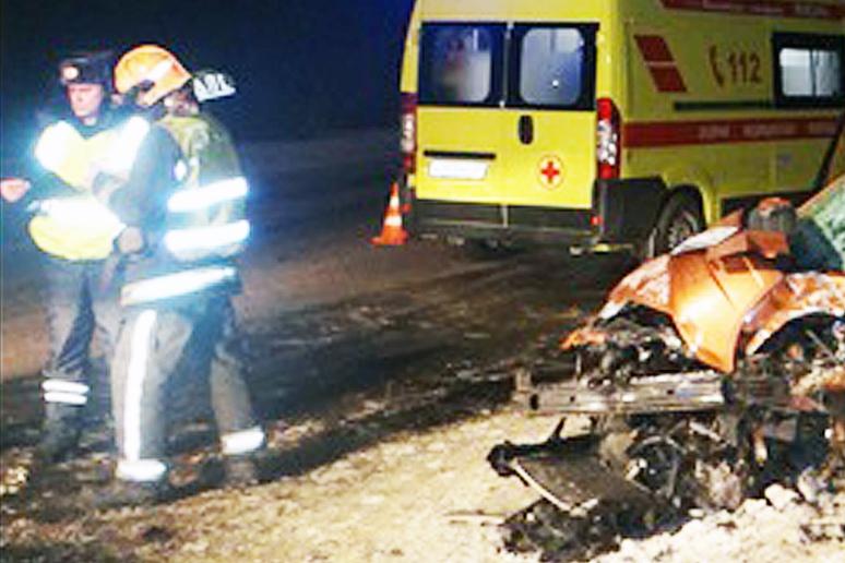 Страшное ДТП унесло жизни троих человек в Хабезском районе