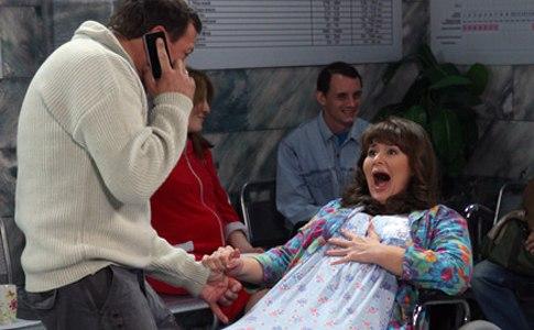 Серия где вера узнала что беременна 4 ребенком 383
