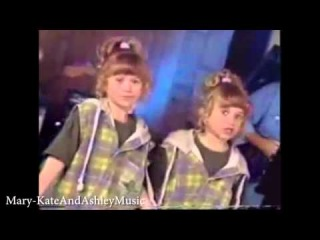 Mary Kate and Ashley Olsen - Peanut Butter