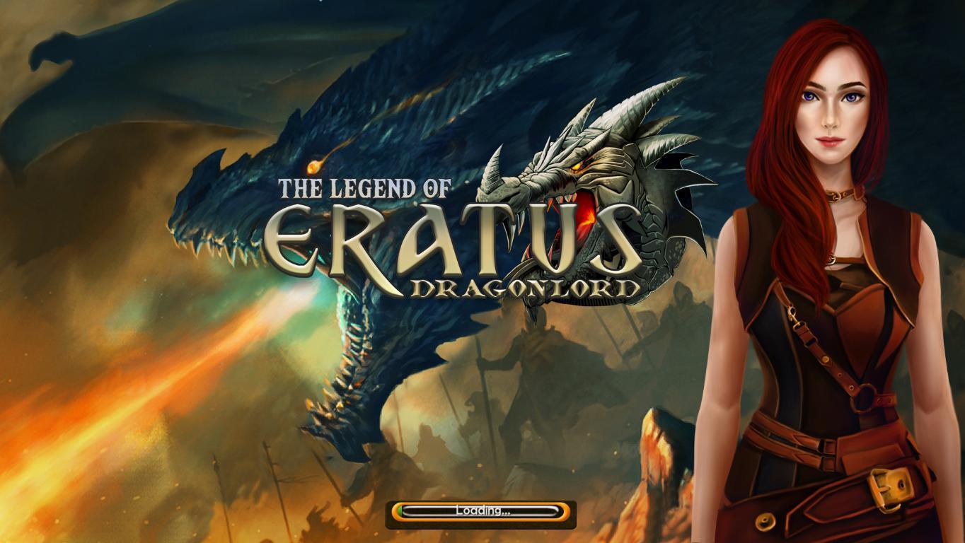 Легенда о Эратусе: Повелитель драконов | The Legend of Eratus: Dragonlord (En)
