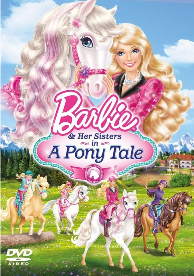 Barbie And her Sisters in a Pony Tale [Full Movie] (Online)