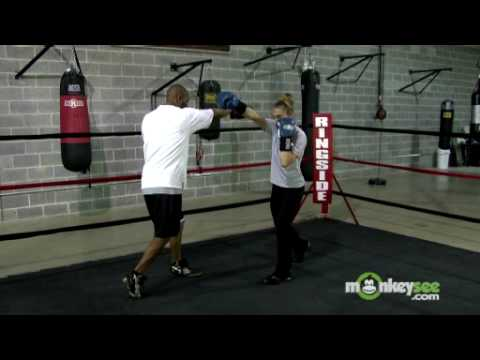 Four Basic Boxing Punches