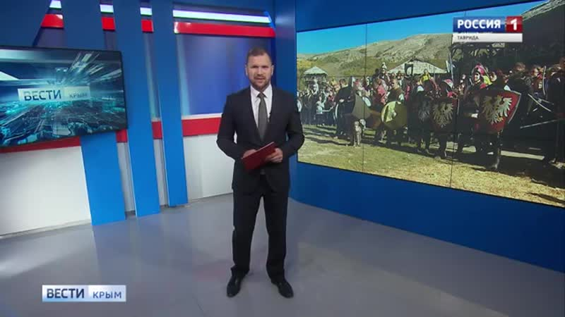 Рыцарский Турнир. Обзор телеканала Вести Крым