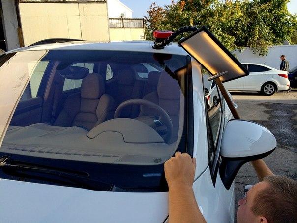 Удалить вмятину на авто в Симферополе