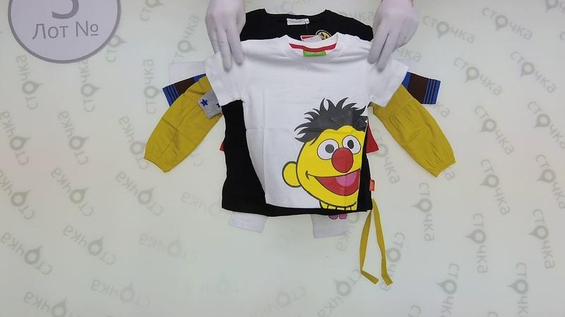 CHILDREN NEW SPRINGSUMMER (CA,only kids,reserved,disney,HM,George...) 3, сток одежда оптом