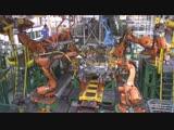 Производственная линия Nissan Micra