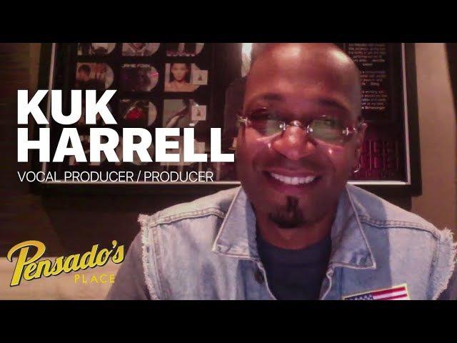 Rihanna's Vocal Producer / Producer Kuk Harrell - Pensado's Place 338