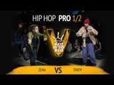 BEST of the BEST Battle V HIP HOP PRO 12 Zena vs Enjoy