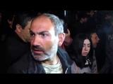 Н. Пашинян ограничит свободу слова в Армении