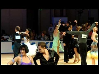 Daikin Champion's Ball 2013 Rumba