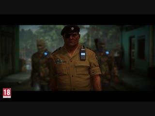Hitman 2 Elusive Target #2 Briefing Trailer PS4
