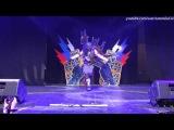 Final AVA Expo 2014 - Mortal Kombat 9 - KABAL