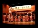 Голые девушки. Симфонический концерт в Японии.