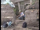 Почти 1000 находок - археологические раскопки возле Нижне-Троицкого храма продолжаются
