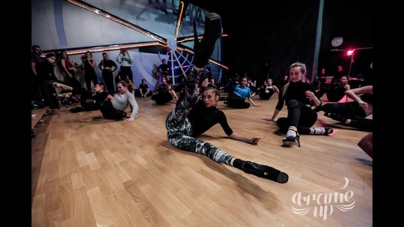 Frame Up Workshops Beginners By Sveta Chulkova (Song podval capella - pyramid)