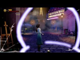 BioShock Infinite чудеса на веражах часть 3