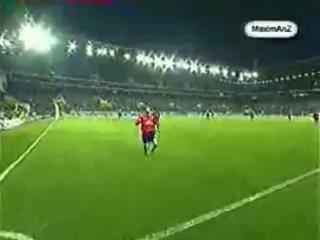 Видеоотчёт. ЦСКА - Спортинг 3-1. Финал кубка УЕФА 2005 год.