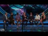 Anya Taylor Joys Awkward On-Screen Kiss With James McAvoy - CONAN on TBS