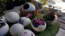 Lindos ovos gigantes para decoração parte 2(se inscreva e ative o sininho 😍)