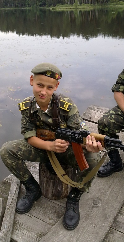 Олег Кушнір, 29 мая 1997, Львов, id98573676
